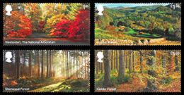 森林保護─イギリス