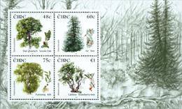 身近な樹木を切手に!