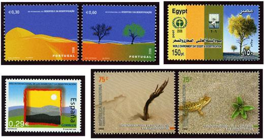 国際砂漠・砂漠化年①
