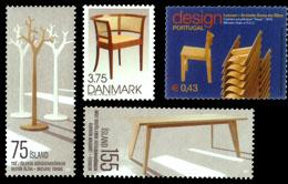 木製家具のデザイン