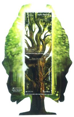 最大の森林シリーズ