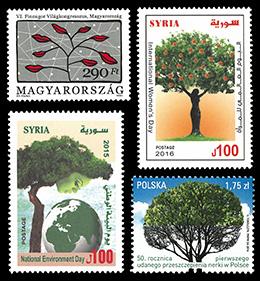 樹木の比喩的表現③