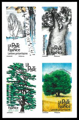 樹木いろいろ─フランス