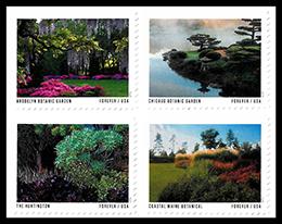 アメリカの植物園